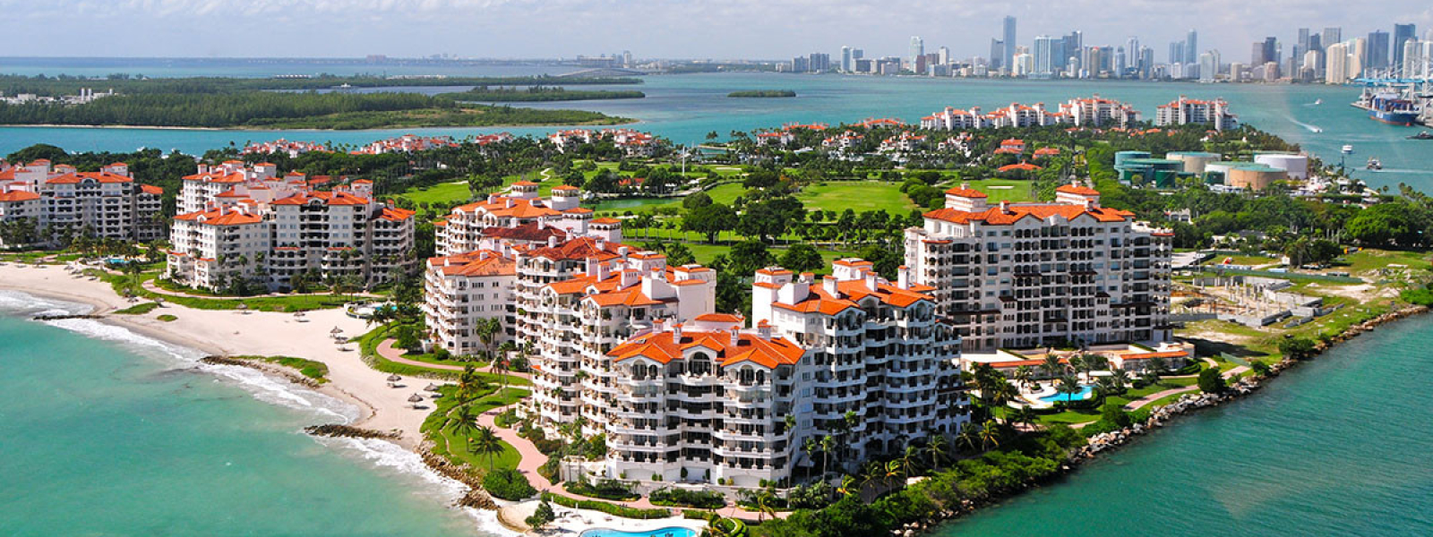 Learn About Fisher Island